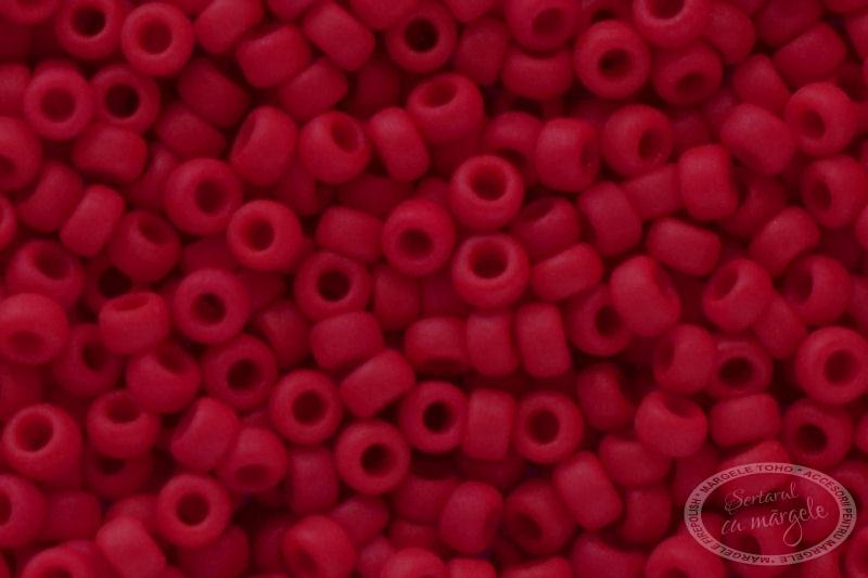 Margele Miyuki 15 Opaque Dark Red