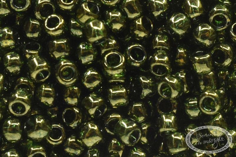 Margele TOHO 11 Gold Lustered Fern