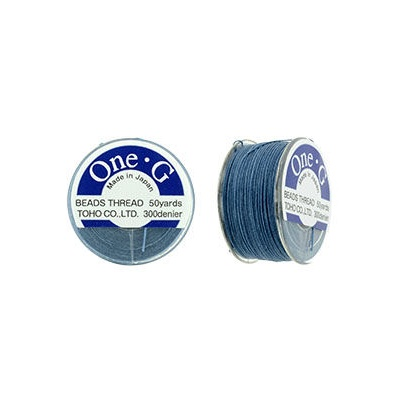 Ata Toho One-G - Blue (albastra), 50 yarzi (45.72 metri)