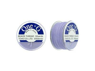 Ata Toho One-G - Light Lavender (Lavanda deschisa), 50 yarzi (45.72 metri)