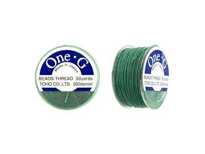 Ata Toho One-G - Mint Green (Verde menta), 50 yarzi (45.72 metri)