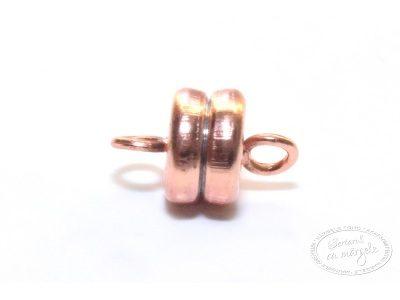 Inchizatoare magnetica 6mm, placata cu cupru